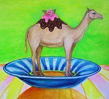 Dromedary Delight by Thea T