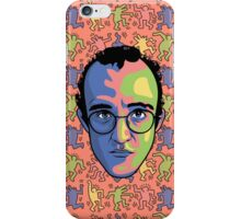 Haring iPhone Case/Skin