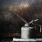 Oil Can & Pipe by SquarePeg
