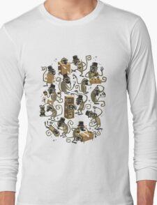 Monkey Magic (brown) T-Shirt