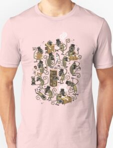 Monkey Magic (brown) T-Shirt