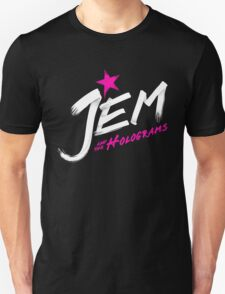 Jem And The Holograms movie T-Shirt