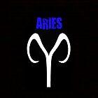 Happy Birthday Aries - iPhone and iPod skin by Scott Mitchell