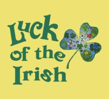 Luck of the Irish Kids Clothes