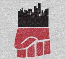 City Fist by Adam Roper