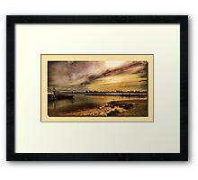 Forster Evening Framed Print