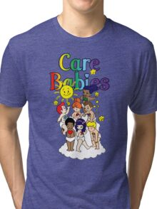 Care Babies Tri-blend T-Shirt
