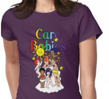 Care Babies Womens Fitted T-Shirt
