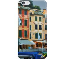 Portofino Marina iPhone Case/Skin