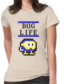 Pooka Dug life Womens Fitted T-Shirt