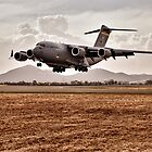 GLOBEMASTER by Andrew Holford