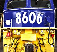 8606 by Ian Berry