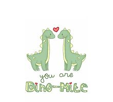 You are DINO-MITE! by eleanorrosehay