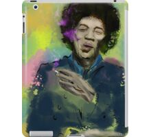Jimi Colourised  iPad Case/Skin