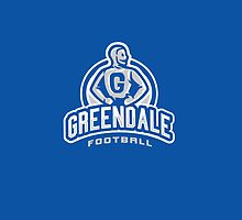 Greendale Football - IPHONE CASE by WinterArtwork