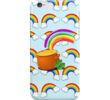 Rainbow treasure iPhone Case/Skin