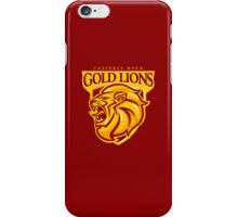 Go Lions! - IPHONE CASE iPhone Case/Skin