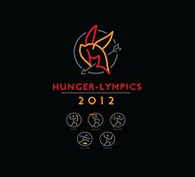 Hunger-lympics - IPHONE CASE by WinterArtwork