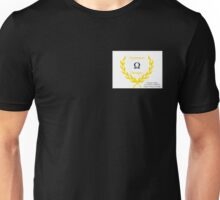 Olympus Designs FIRST ANNUAL Product LAUNCH!! Unisex T-Shirt