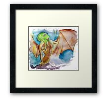 Cthuermie Framed Print