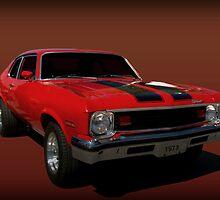 1973 Chevrolet Nova by TeeMack