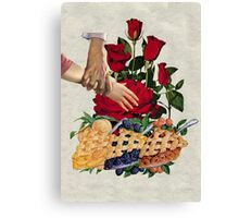 Diet Canvas Print