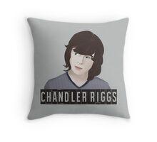 Chandler Riggs AKA Carl Grimes / The Walking Dead Throw Pillow