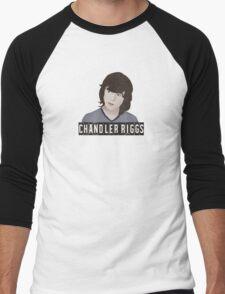 Chandler Riggs AKA Carl Grimes / The Walking Dead Men's Baseball ¾ T-Shirt