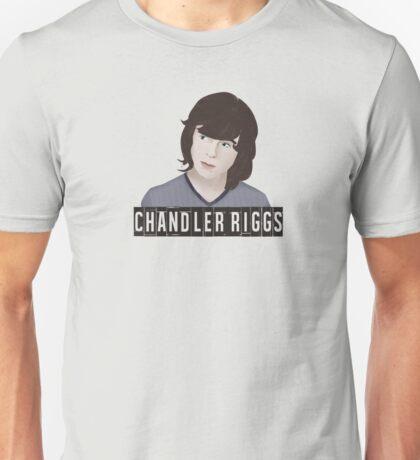 Chandler Riggs AKA Carl Grimes / The Walking Dead Unisex T-Shirt