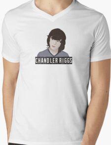 Chandler Riggs AKA Carl Grimes / The Walking Dead Mens V-Neck T-Shirt