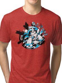 Dj-Pon3 Tri-blend T-Shirt