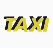 Taxi Kids Clothes