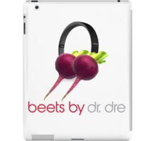 Beets by Dr Dre iPad Case/Skin