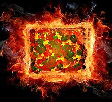 Flaming Luck by Linda Miller Gesualdo