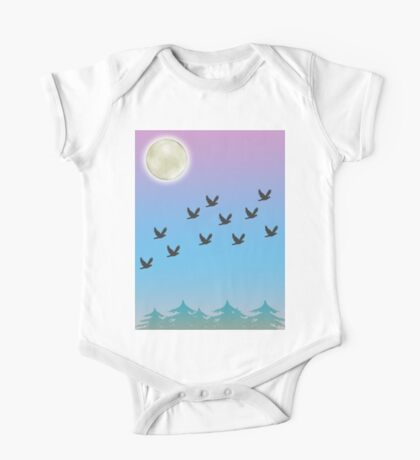 Birds of a Feather Kids Clothes