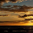 Borth Sunset 1 by Simon Hickie