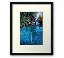 Hillman Humber  Framed Print