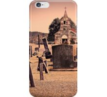 St. Clair County, Alabama Cemetery iPhone Case/Skin