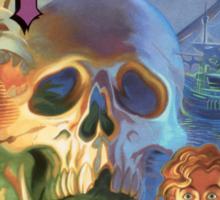 The Secret of Monkey Island Sticker