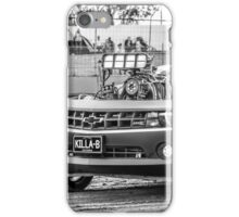 Killa B - Burnout Completed iPhone Case/Skin