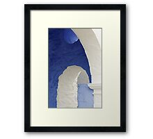 Portmeirion Casino Arches Framed Print
