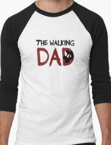 The Walking Dad / The Walking Dead Men's Baseball ¾ T-Shirt
