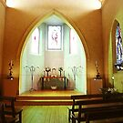 *Small Chapel at Daylesford Convent -Daylesford,Vic.* by EdsMum