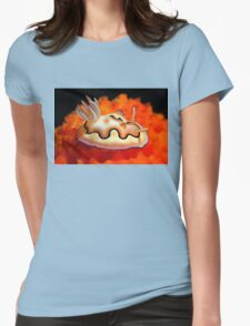 My Small World Womens Fitted T-Shirt