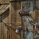 Door furniture - a little deception by Marjolein Katsma
