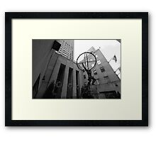"""Atlas"" 1937 Framed Print"