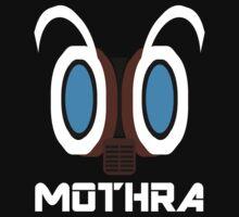 Mothra  Kids Tee