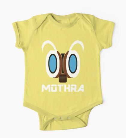 Mothra  One Piece - Short Sleeve