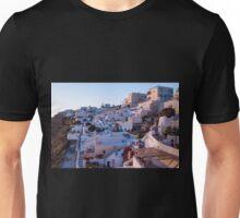 Santorini - Caldera - 4 Unisex T-Shirt