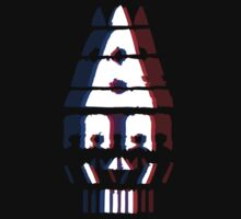 Skull Clown - Black Baby Tee